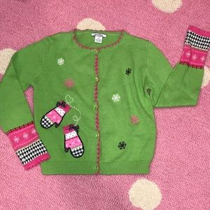 Hartstrings Winter Cardigan Sweater